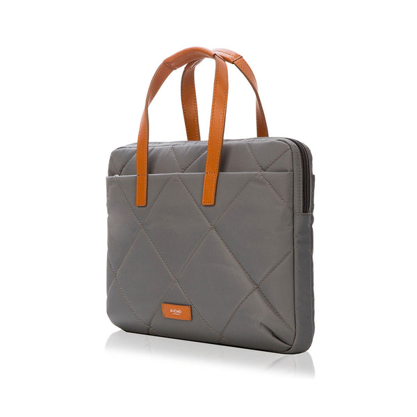 "Talbot Slim 13"" briefcase, grey"