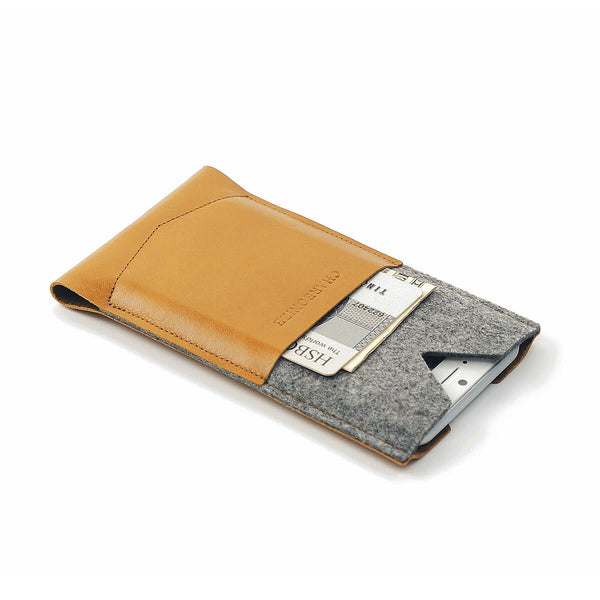 iPhone SE Leather wallet