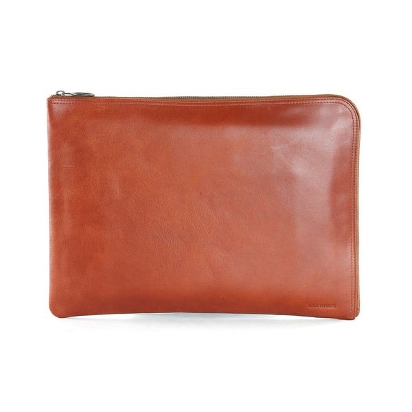 Laptop sleeve, tan