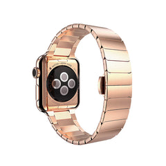 Simple Edition rose gold, 42 mm Apple Watch strap