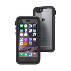 Waterproof iPhone 6s & 6s Plus case, black