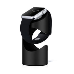 TimeStand Apple Watch dock, black
