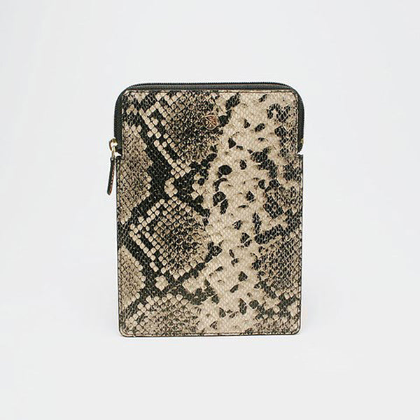 Wohlin iPad mini cover, snakeskin
