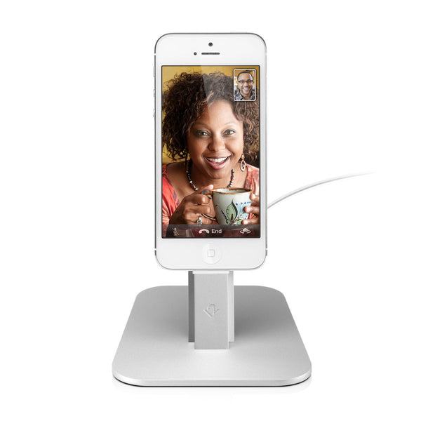 HiRise for iPhone & iPad mini, black/silver