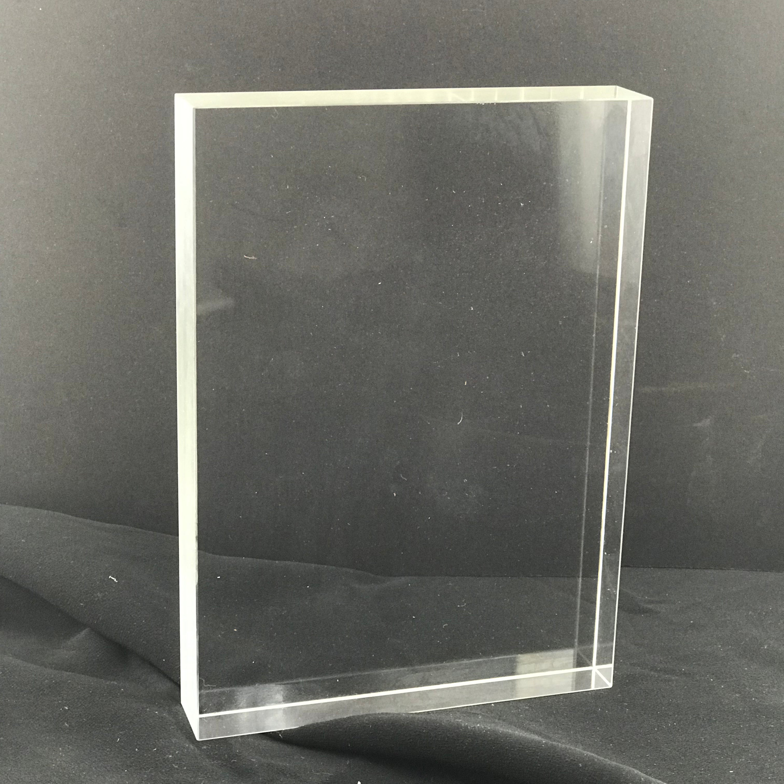 Acrylic Block Plaque