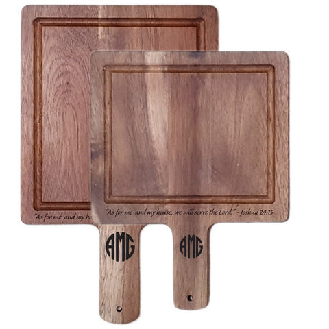 Customized Wooden Cheese Cutting Board