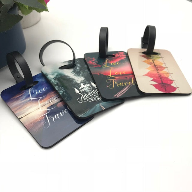 Copy of Luggage Tag