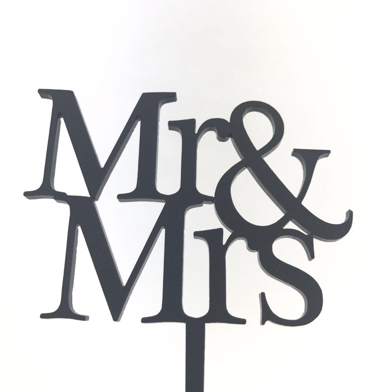 Cake Topper for Anniversaries & Weddings