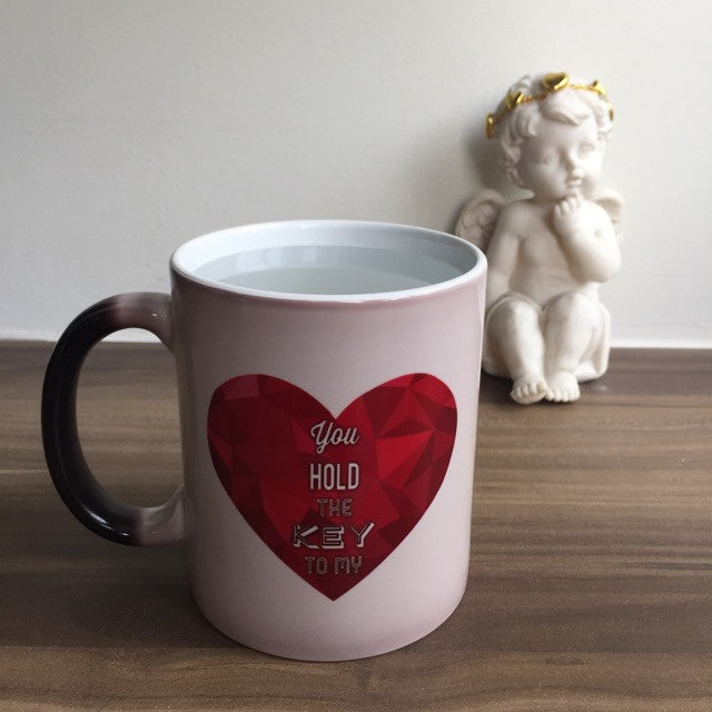Magic Mug  (You Hold the Key to My Heart)