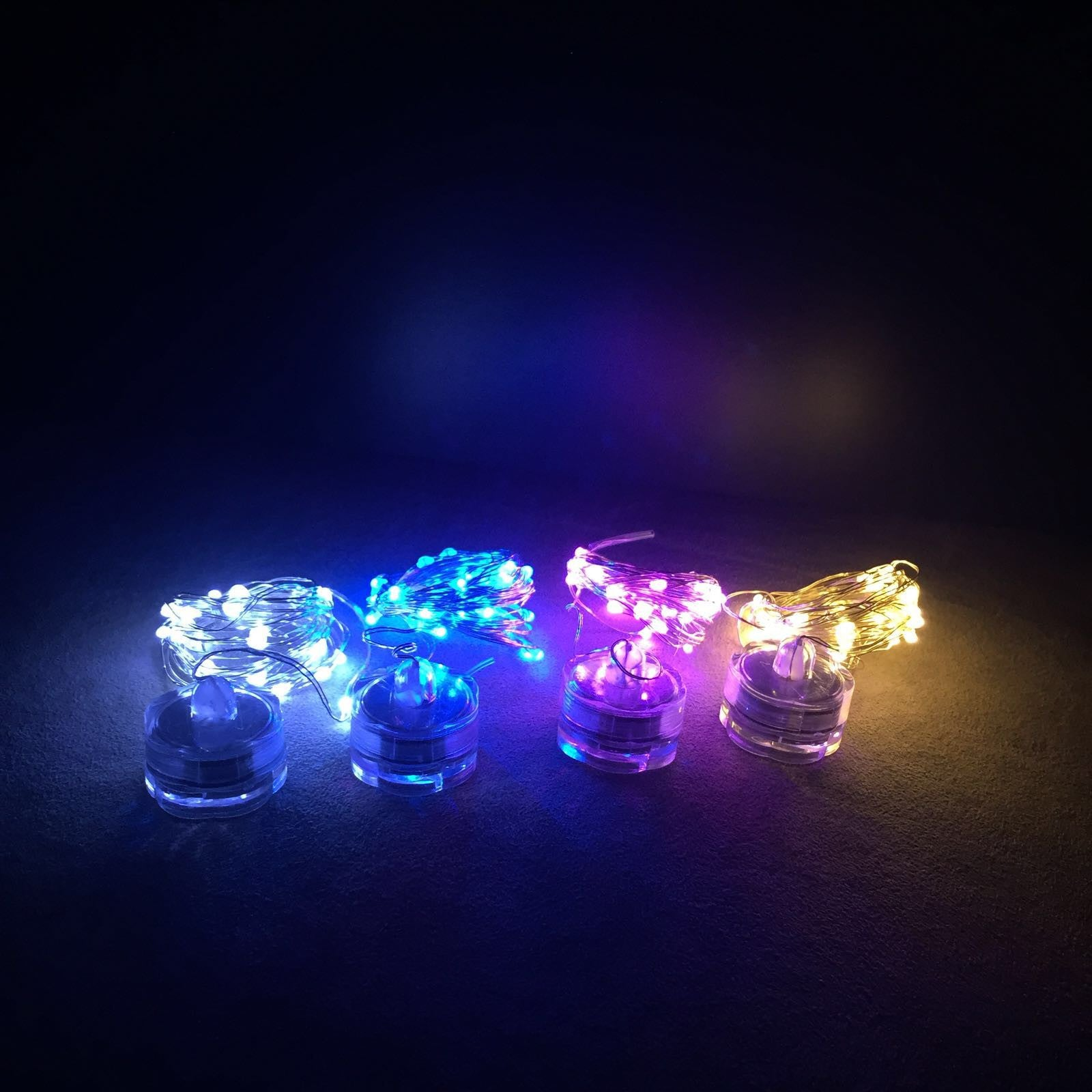 Fairy Lights 3 meters Battery Operated (7 Colors Selection)