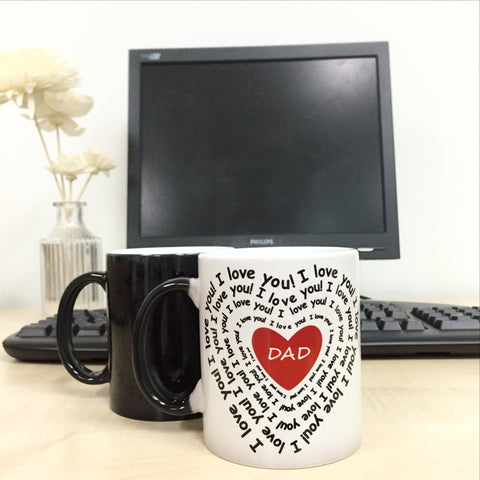 Magic Mug (I Love You Dad)
