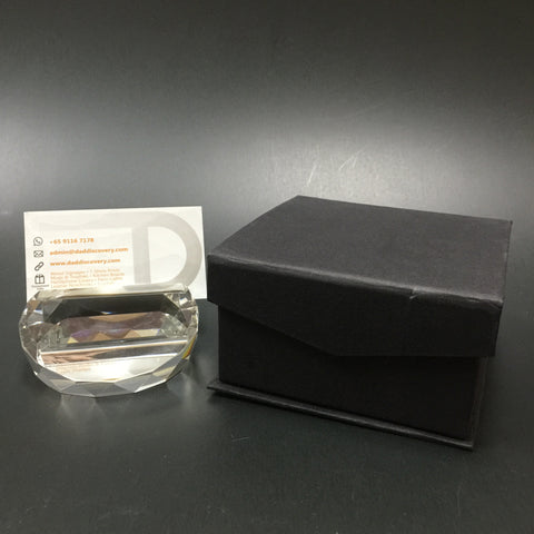Crystal - Namecard Holder