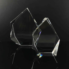 "5""/ 6"" / 8"" Iceberg Crystal Award"