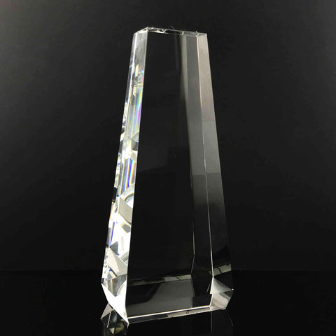 "9"" Summit Crystal Award"
