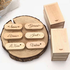 Wooden USB Flash Drive