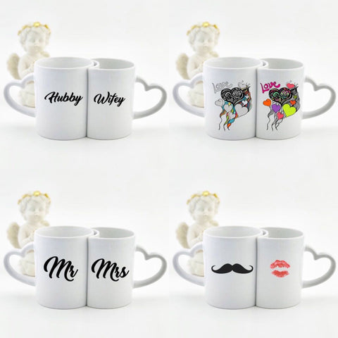 Custom Couple Mugs