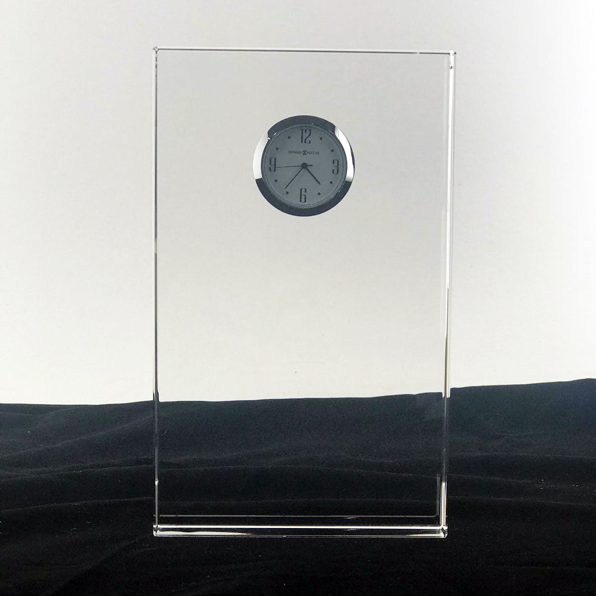 "7"" Crystal Clock"