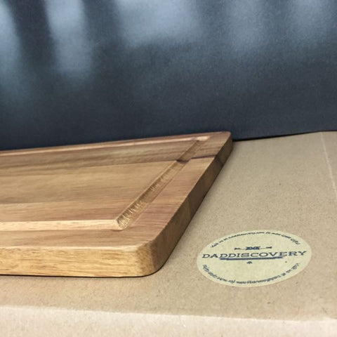 Wooden Kitchen Board as Wedding Gift