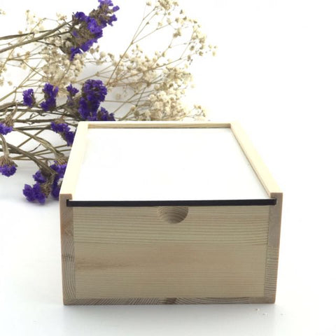 Customised Wooden Gift Box