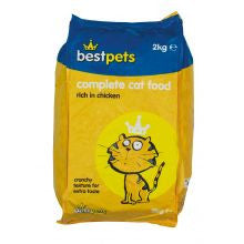 Bestpets Dry Cat Food