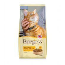 Burgess Dry Cat Food