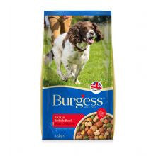 Burgess Dry Dog Food