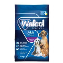 Wafcol Dry Dog Food