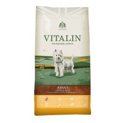 Vitalin Natural Adult Lamb & Rice (formerly Sensitive)