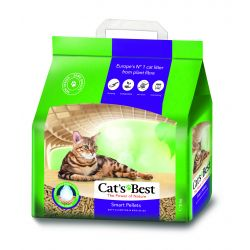 Cats Best Smart Pellet Clumping Wood Litter
