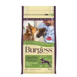 Burgess Sensitive Adult Lamb & Rice