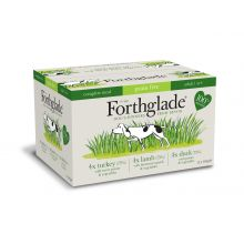 Forthglade Complete Meal Grain Free Adult Multicase 12 Pack 395g