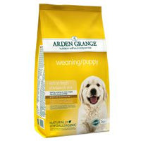 Arden Grange Dog Weaning Puppy - Pet Products R Us