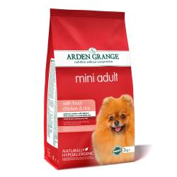 Arden Grange Dog Mini Adult Chicken & Rice - Pet Products R Us