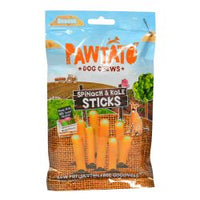 Benevo Pawtato Spinach & Kale Sticks 120g - Pet Products R Us