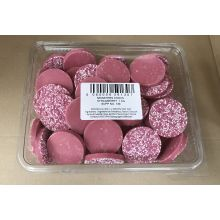 Monster Chocs Disc Strawberry 1kg