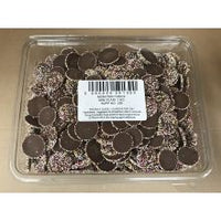 Monster Mini Disc Plain Chocolate 1kg - Pet Products R Us