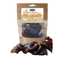 Hollings Pig Snouts 120g - Pet Products R Us