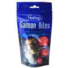 Hollings Salmon Bites 75g