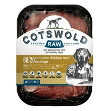 Cotswold Raw Active Sausage Chicken