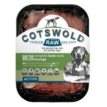 Cotswold Raw Active Sausage Lamb