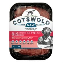 Cotswold Raw Active Mince Beef & Tripe
