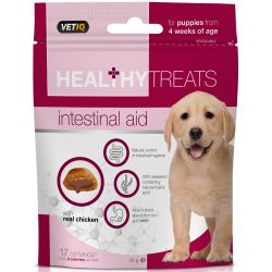 VETIQ Intestinal Aid Treats 50g