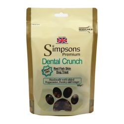 Simpsons Treat Dental 100g - Pet Products R Us
