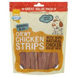 Good Boy Chicken Strips 350g