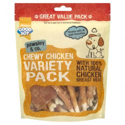 Good Boy Chicken Variety Pack 320g