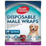 Simple Solution Disposable Male Wrap