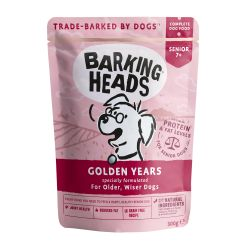 Barking Heads Golden Years 10 X 300g Pouches