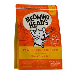 Meowing Heads Paw Lickin Chicken 4kg