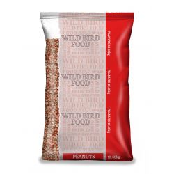 Basics Split Peanuts 12.55kg - Pet Products R Us