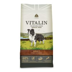 Vitalin Adult Grain Free 60% Chicken